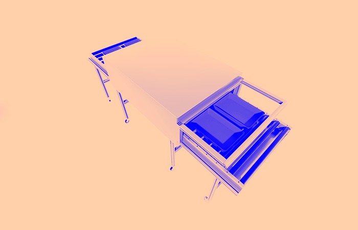 TRAY DISINFECTOR